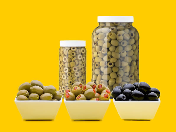 Our olives: a must at your table